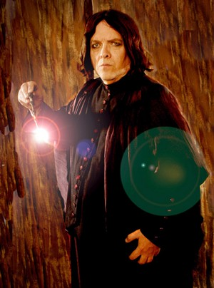 Rich Helms as Professor Snape