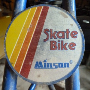 Minson Logo Sticker